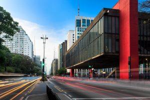 Passeio em São Paulo